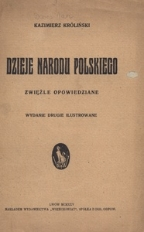 Dzieje narodu polskiego zwięźle opowiedziane