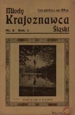 Młody Krajoznawca Śląski, 1934, R. 1, nr 2