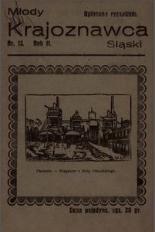 Młody Krajoznawca Śląski, 1935, R. 2, nr 13
