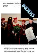 Indeks : pismo Uniwersytetu Opolskiego. 2013, nr 3-4 (137-138)