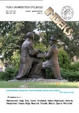 Indeks : pismo Uniwersytetu Opolskiego. 2010, nr 7-8 (111-112)