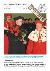 Indeks : pismo Uniwersytetu Opolskiego. 2010, nr 5-6 (109-110)