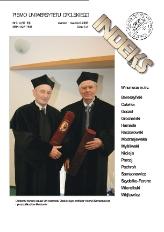 Indeks : pismo Uniwersytetu Opolskiego. 2009, nr 3-4 (97-98)