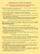 Wiadomości Powiatu Gliwickiego, 2011, nr 11(56) Ulotka 1