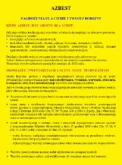 Wiadomości Powiatu Gliwickiego, 2011, nr 12(57) Ulotka 1