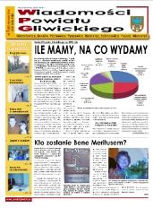 Wiadomości Powiatu Gliwickiego, 2014, nr 1(82)