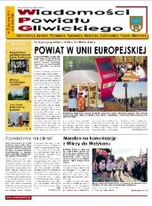 Wiadomości Powiatu Gliwickiego, 2014, nr 5(86)