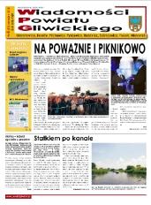 Wiadomości Powiatu Gliwickiego, 2014, nr 6(87)
