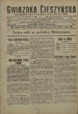 Gwiazdka Cieszyńska, 1917, Nry 1-103