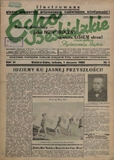 Echo Beskidzkie, 1938, Nry 1-78, 80-81, 83-86, 88-101
