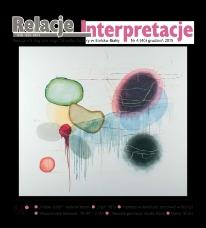 Relacje-Interpretacje, 2015, nr 4 (40)