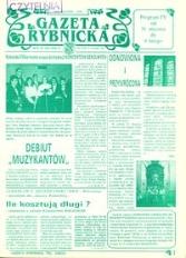 Gazeta Rybnicka, 1992, nr 4 (56)