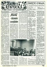 Gazeta Rybnicka, 1992, nr 17 (69)