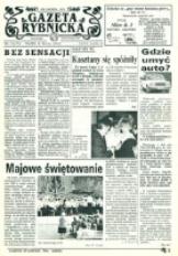 Gazeta Rybnicka, 1992, nr 18 (70)