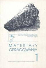 Materiały Opracowania T.1