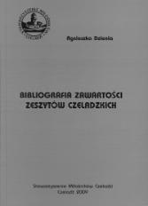Bibliografia zawartości Zeszytów Czeladzkich