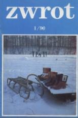 Zwrot, R. 42 (1990), Nry 1-12