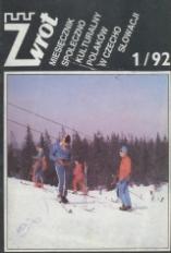 Zwrot, R. 44 (1992), Nry 1-12
