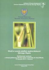 Ważki w ocenie siedlisk wodno-błotnych Górnego Śląska