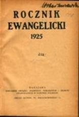 Rocznik Ewangelicki