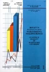 Biuletyn Statystyczny województwa małopolskiego, 2000, nr 1