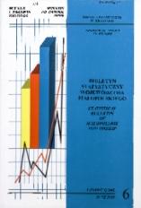Biuletyn Statystyczny województwa małopolskiego, 2000, nr 6