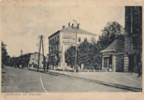 Plac Wolności Dziedzice 28.05.1940