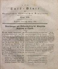 Amts-Blatt der Königlichen Oppelnschen Regierung, 1830, Bd. 15, St. 13