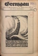 Grenzgau, 1925, Januar