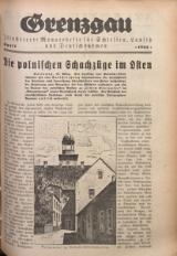 Grenzgau, 1925, April