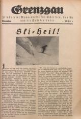 Grenzgau, 1925, Dezember