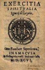 Exercitia Spiritvalia Ignatij de Loyola