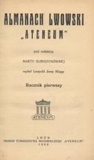 Almanach Lwowski