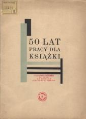 50 lat pracy dla książki