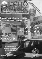 Echo Czeladzi Nr 6/73 czerwiec 1998