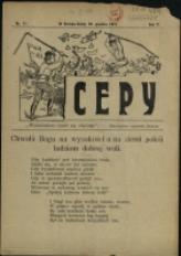 Cepy, 1912, Nr 11