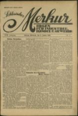 Schlesischer Merkur, 1938, Nry 1-52
