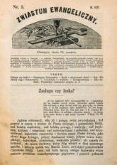 Zwiastun Ewangeliczny, 1871, nr3