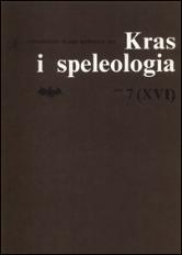 Kras i Speleologia. T. 7