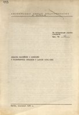 Analiza małżeństw i rozwodów w województwie opolskim w latach 1970-1983