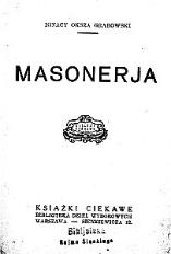 Masonerja