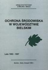 Ochrona środowiska w województwie bielskim. Lata 1993-1997