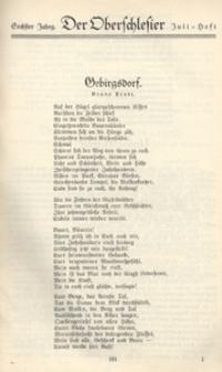 Der Oberschlesier, 1924, Jg. 6, [Heft 4]