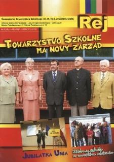 Rej. Nr 2(16). Lato 2007 : czasopismo Towarzystwa Szkolnego im. M. Reja w Bielsku-Białej
