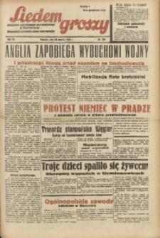 Siedem Groszy, 1938, R. 7, nr 236