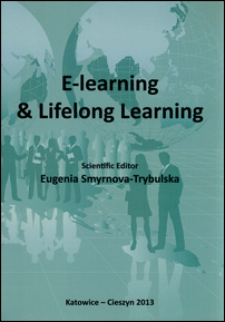 E-learning & lifelong learning : monograph