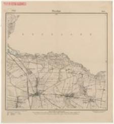 Pitschen (Byczyna). Arkusz nr 2835 [4875] - 1914 r.
