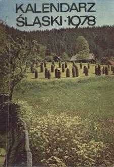 Kalendarz Śląski, 1978