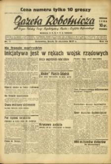 Gazeta Robotnicza, 1937, R. 41, nr 11