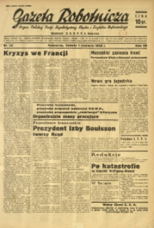 Gazeta Robotnicza, 1935, R. 40, nr 145